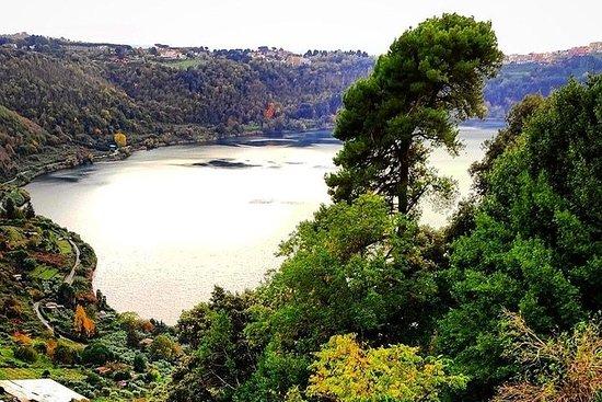 Romeinse platteland, kastelen en meren ...