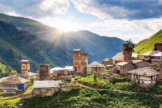 Tour de groupe de 2 jours à Svaneti...