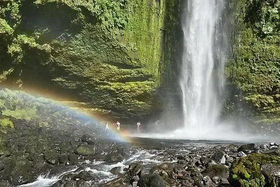 Llanquihue Lake Cirquit - Waterfalls