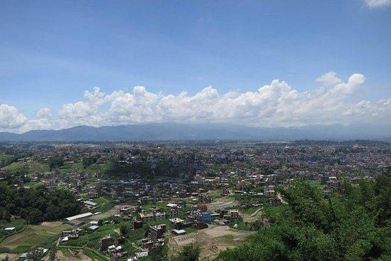 Randonnée à Kathmandu