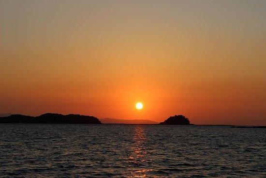 Coucher de soleil sur les îles tout en regardant les 100 meilleurs...