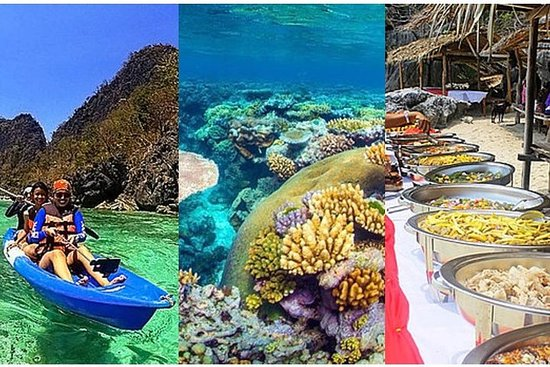 Coron Island Private Day Tour With Boat Rental And The Crew Coron Palawan