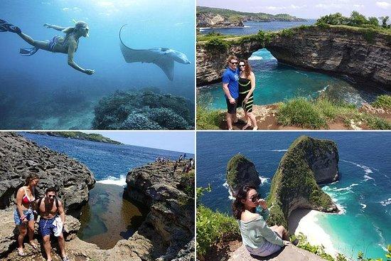 Tour a la playa de la isla Nusa...