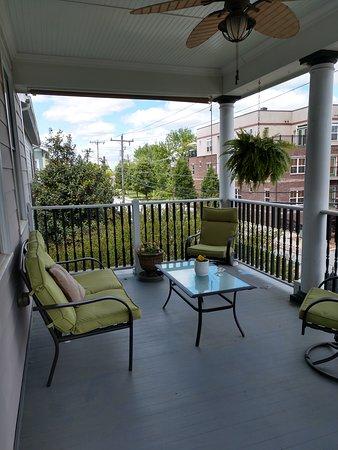 Upper Guest Porch