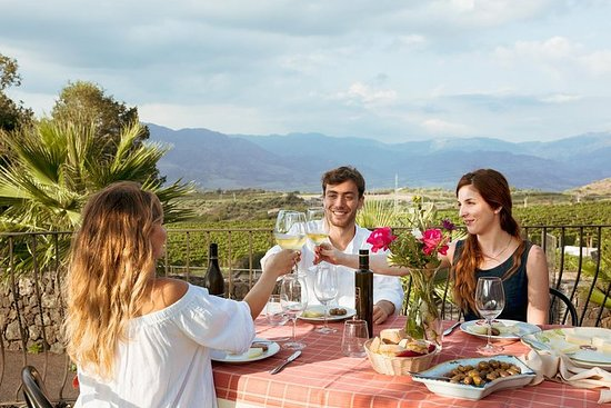 Etna Countryside Food and Wine Lovers...