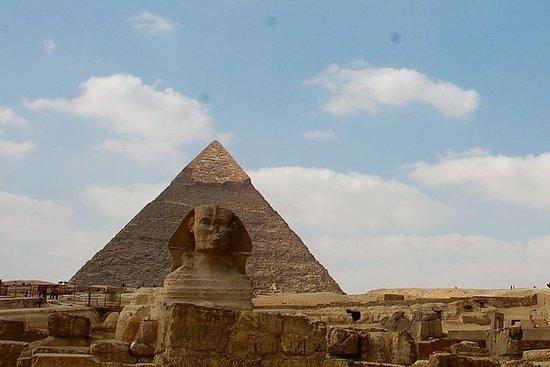 Heldagstur til Giza pyramider, sfinx og...