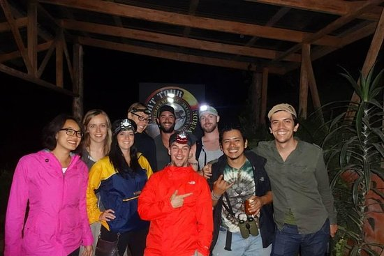 Day & Night Nature Tour in Monteverde...