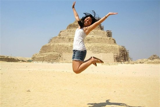 Half Day Tour To Memphis Sakkara And...