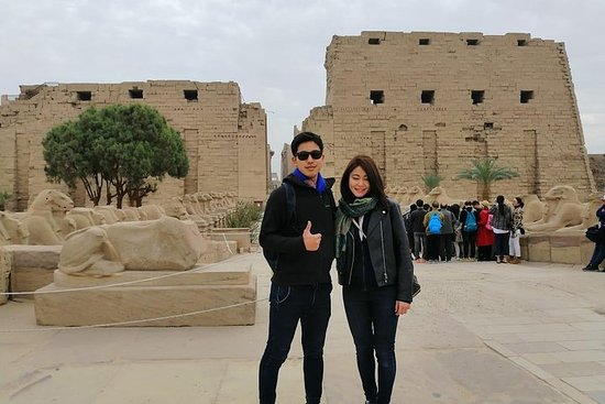 Luxor turer fra Kairo og Giza Hoteller...