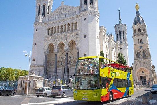 Hop-on hop-off tour door Lyon
