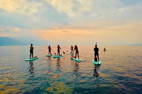 StandUp Paddle Yoga + Breakfast!