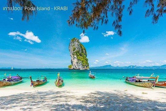 Krabi Day Tour med luksuscruise og...