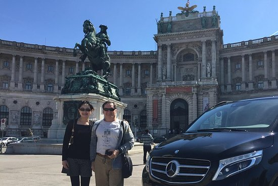 Visite classique de Vienne et palais d'Esterhazy, y compris...