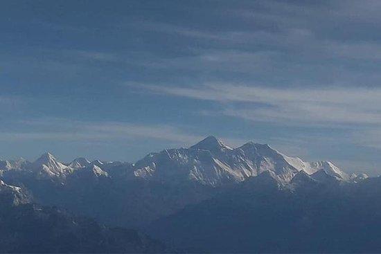 Vol de l'Everest