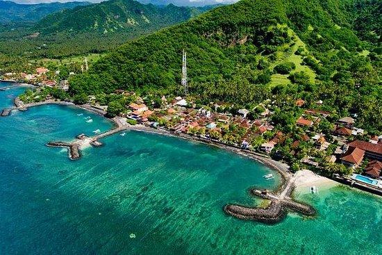 Excursão a leste de Bali