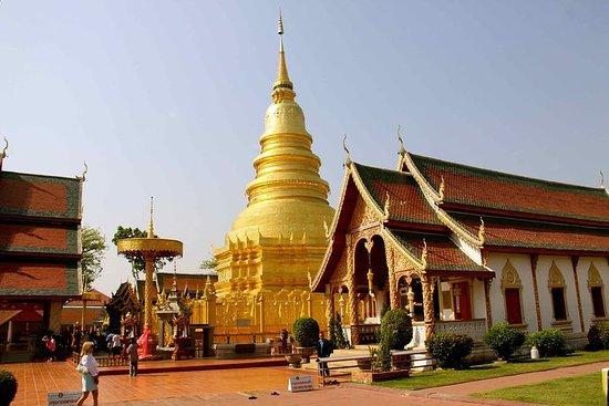 Full Day Ancient Lamphun & Hariphunchai Tour from Chiang Mai...
