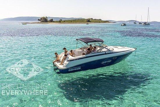 Private Blue Lagoon Tour mit Cobalt 30