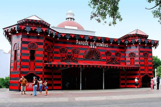 Ponce historiske bytur