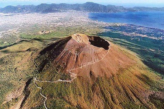 從索倫托乘坐巴士前往維蘇威火山和龐貝遊覽