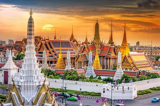Bangkok Landmark Excursión en tierra...