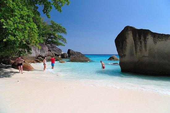 Tour de snorkel por las islas Similan...