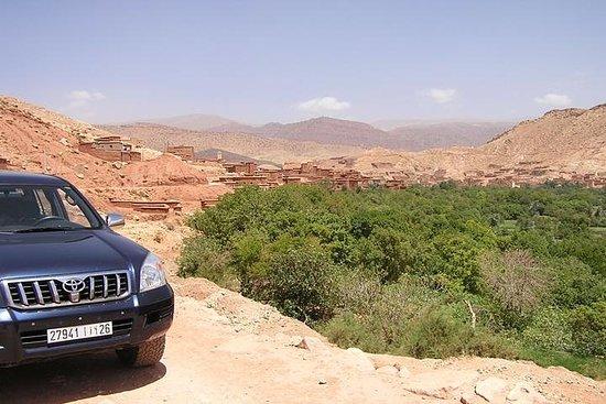 Ait Benhaddou Dagstur fra Marrakech