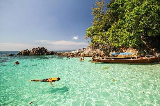 Excursión de día de buceo a las Maldivas de Tailandia por Longtail...