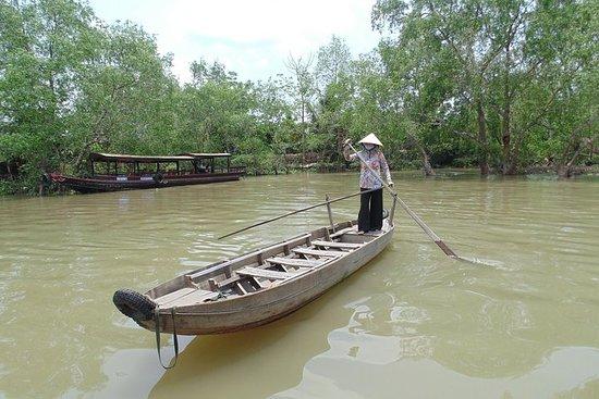 胡志明市的蔡贝和湄公河一日游