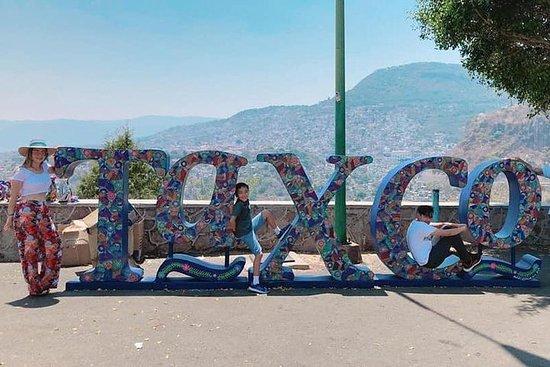 Taxco und Cuernavaca
