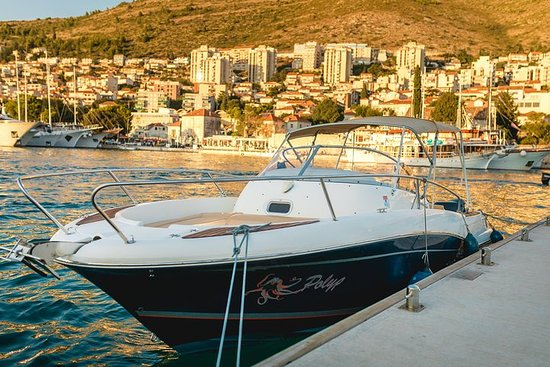 Speed Boat Tour Dubrovnik - volgens uw ...