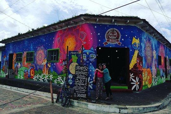 """""""Ruta de las Flores"""" Colonial villages , Coffee Tour, Waterfalls..."""