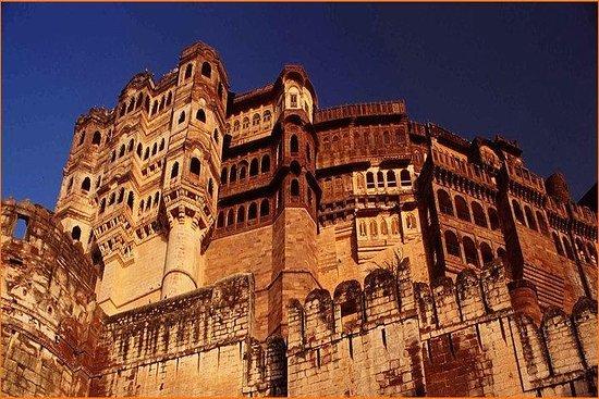 Foto de Tour Golden Triangle con el histórico Rajasthan