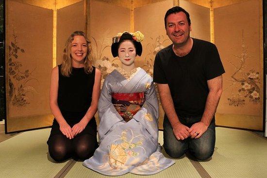舞妓とお茶屋体験 京懐石を味わう特別なディナー