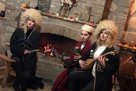 Excursão vinícola em grupo a Kakheti