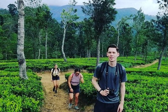 Foto adamspeak to Nuwara Eliya Day tour
