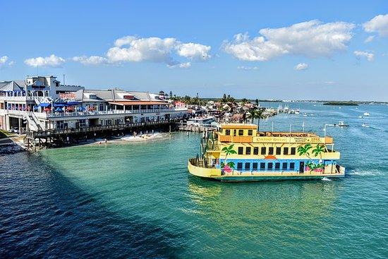 Calypso Breeze Tropical Party Cruise