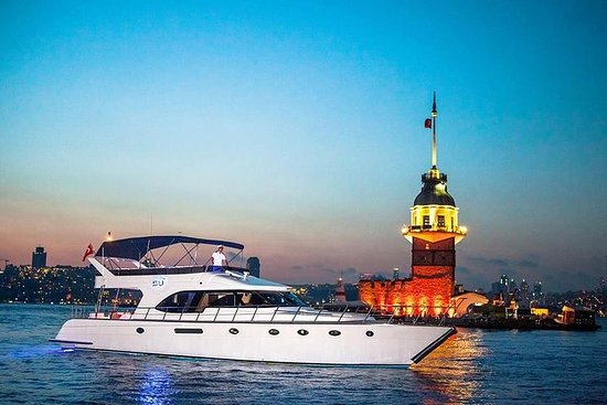 Bosphorus Sunset Cruise on Luxury...