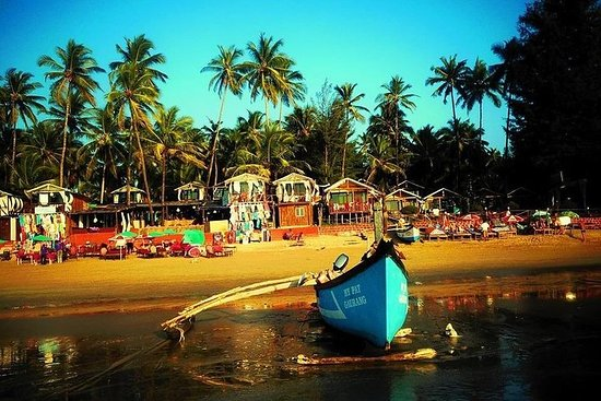 Private tour of North Goa by AC car
