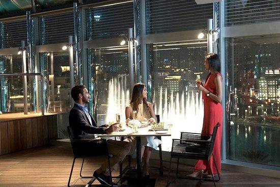 Burj Khalifa 124F & Dinning at ...