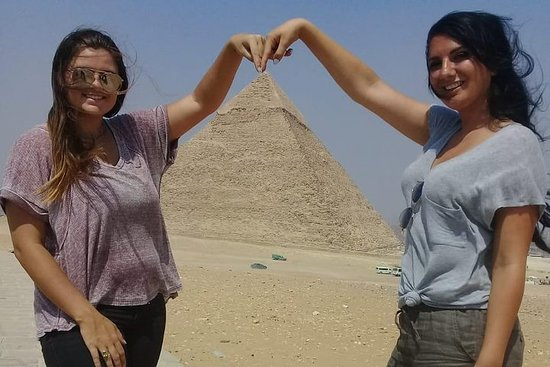 Private Guided Tour Giza Pyramids...