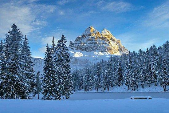 Schneeschuhwandern am Tre Cime di Lavaredo (privates Erlebnis)