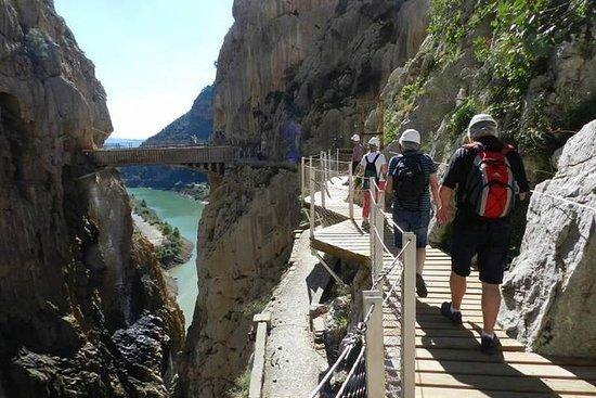 Trekking a Caminito del Rey da