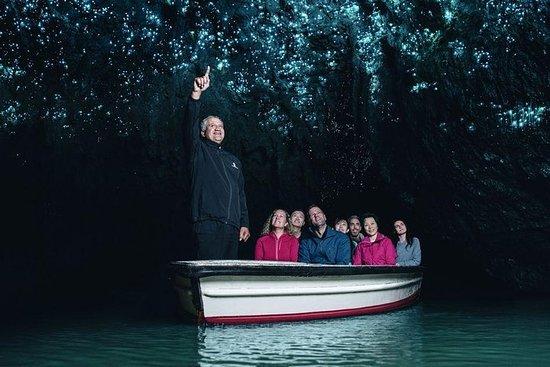 Waitomo Glowworm Caves Luxury Tour...