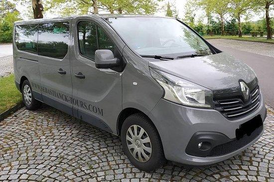 Direct one way transfer from Bad Ischl to Český Krumlov