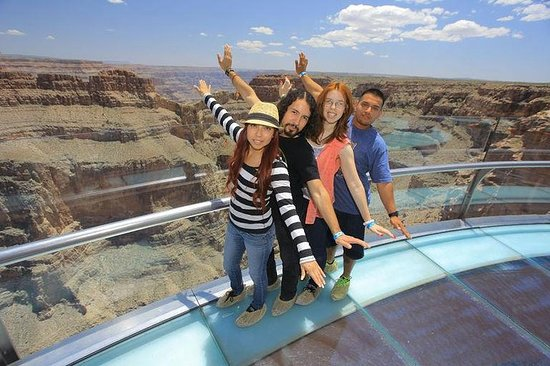 Grand Canyon West Rim Bus Tour from...