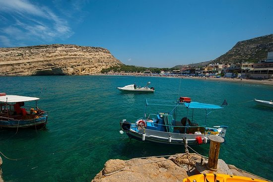 Creta meridionale - Gortys - Matala