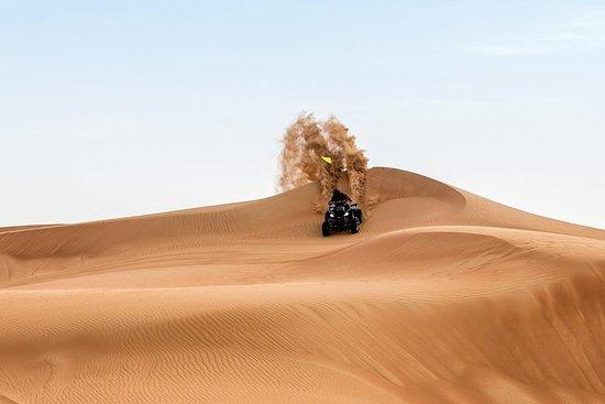 Les dunes rouges en quad, surf sur le...