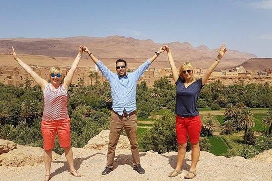 Excursión de 3 días al desierto...