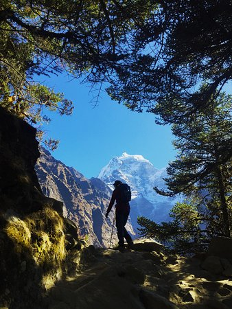 Budget Trek To Everest Base Camp - Fixed Departure Dates: View of Mt. Everest