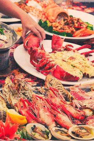 king seafood 兰坡海鲜市场 海鲜市场 파타야 맛집